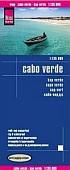 world mapping project - Landkarte Cabo Verde 1:135.000